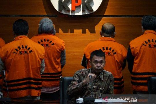 KPK tetapkan Bupati dan Ketua DPRD Kutai Timur tersangka