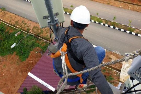 XL Axiata perkuat jaringan telekomunikasi di Tol Balikpapan-Samarinda