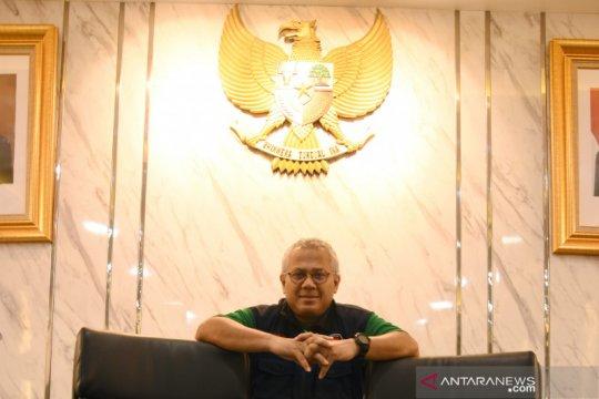 Ketua KPU: Koordinasi dengan gugus tugas kalau kesulitan APD