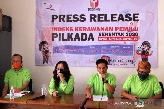 Bawaslu petakan kerawanan Pilkada 2020 di Surakarta kategori sedang