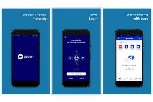 Orang terkaya India Mukesh Ambani buat aplikasi saingi Zoom