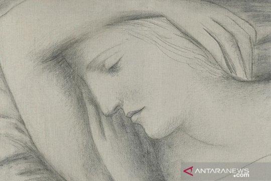 Sketsa wajah kekasih gelap Picasso akan dilelang
