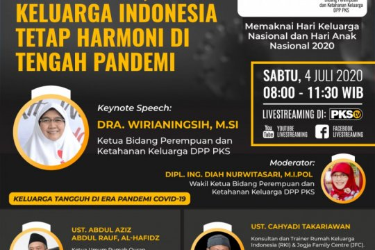 PKS: Program RKI tingkatkan kualitas keluarga Indonesia