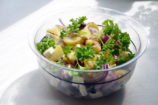 Lima hal agar salad kentang terasa sempurna