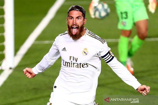 Real Madrid kalahkan Getafe 1-0