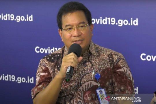 Satgas COVID-19: Prioritas penanganan di delapan provinsi