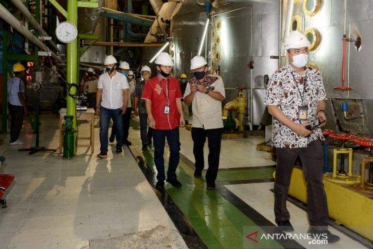 Hingga Juni, RNI catat produksi gula capai 18.000 ton