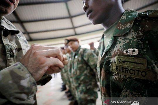 31 tentara Kolombia dipecat atas kejahatan seksual di bawah umur