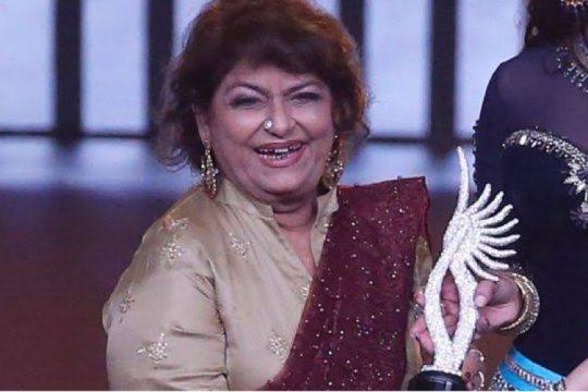 Koreografer ikonik Bollywood, Saroj Khan meninggal dunia