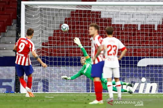 Liga Spanyol: Atletico Madrid Bungkam Real Mallorca 3-0