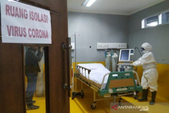 Pasien positif COVID-19 Barito Utara kembali bertambah dua orang
