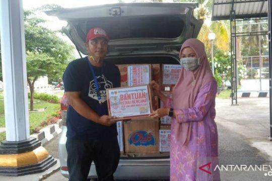 Unismuh Makassar salurkan bantuan untuk korban banjir Luwu Utara