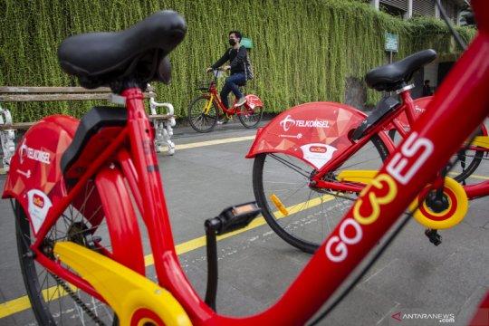 Layanan bike sharing