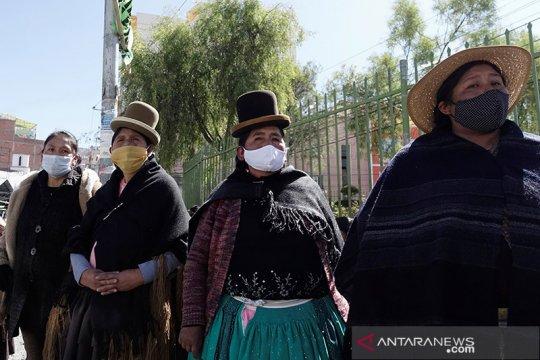 Setelah presiden, kini menlu Bolivia dinyatakan positif corona