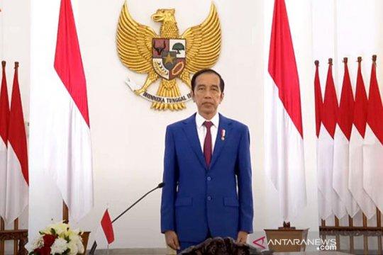 Empat pesan Presiden untuk Forum Rektor Indonesia