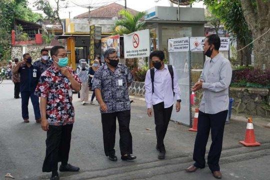 Peserta UTBK di Untidar wajib kenakan pelindung muka