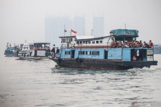 Koperasi angkutan laut usulkan peremajaan kapal di Kepulauan Seribu