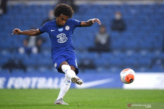 Arsenal resmi rampungkan transfer Willian