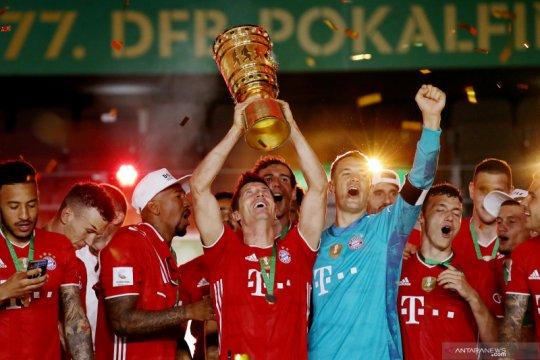 Bayern Munich juara DFB Cup