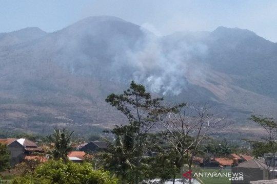 Petugas cari seorang pendaki yang hilang di Gunung Guntur