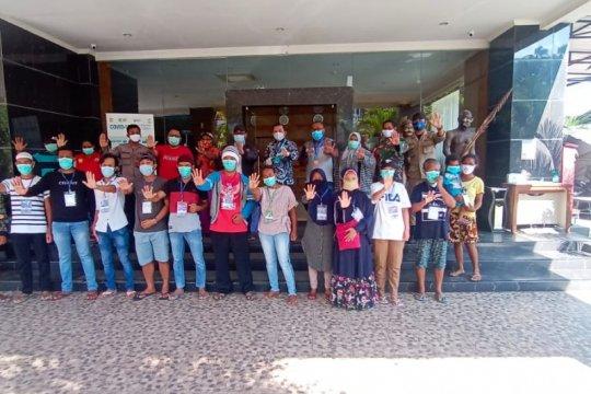 13 pasien COVID-19 di Jayapura dinyatakan sembuh
