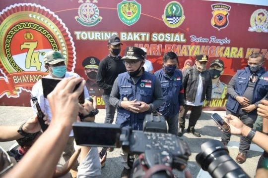 Warga Pangandaran diminta tetap waspada terhadap ancaman COVID-19