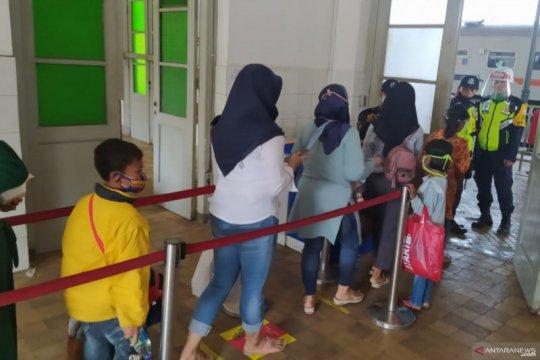 Stasiun Cianjur catat lonjakan penumpang KA Siliwangi