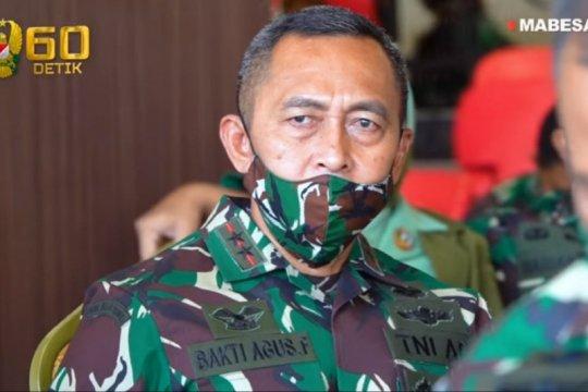 Jabat Pangdam Diponegoro, Bakti Agus segera bersinergi dengan pemda