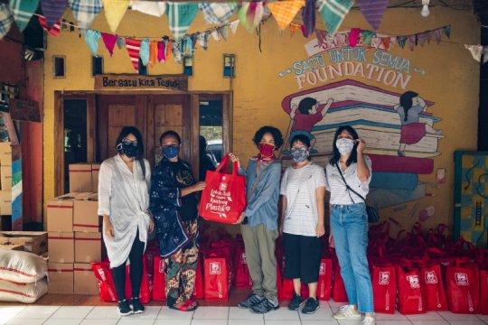 Sejauh Mata Memandang dukung Jakarta bebas plastik sekali pakai
