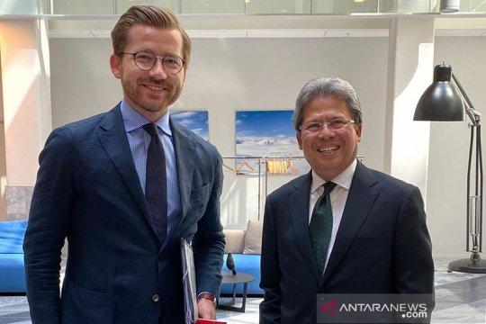 Norwegia bayar Rp812,86 M ke Indonesia karena berhasil turunkan emisi