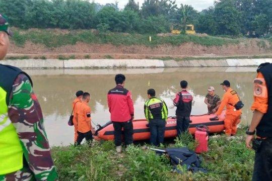 Tim SAR cari nenek tenggelam di Sungai Irigasi Kragilan Serang Banten