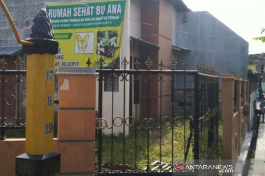 Densus 88 tangkap perempuan terduga teroris di Semarang