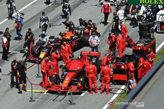 F1 Austria bergulir di tengah pandemi COVID-19