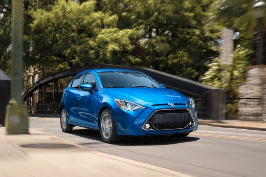 """Toyota Yaris akan """"hilang"""" dari pasar mobil baru AS"""