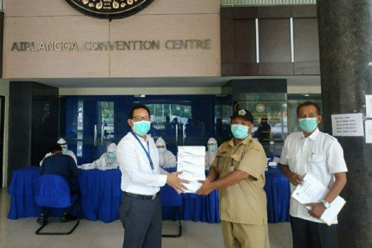 19 peserta hari kedua UTBK di Unair dinyatakan reaktif COVID-19