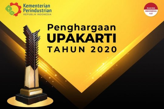 Kemenperin siapkan gelaran Penghargaan Upakarti 2020