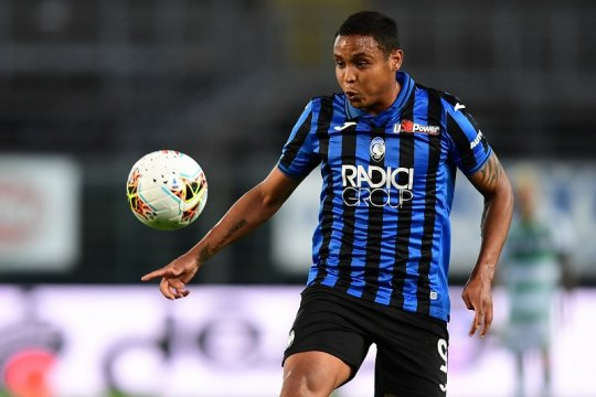 Penalti Muriel amankan kemenangan kedelapan beruntun Atalanta