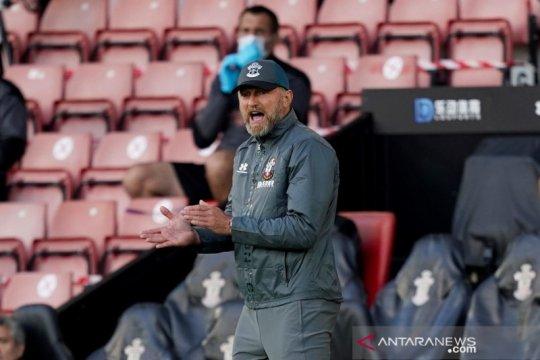Southampton tumbangkan Man City, Hasenhuettl: komitmen adalah kunci