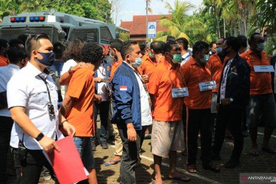 Polda Metro Jaya gelar rekonstruksi kasus John Kei