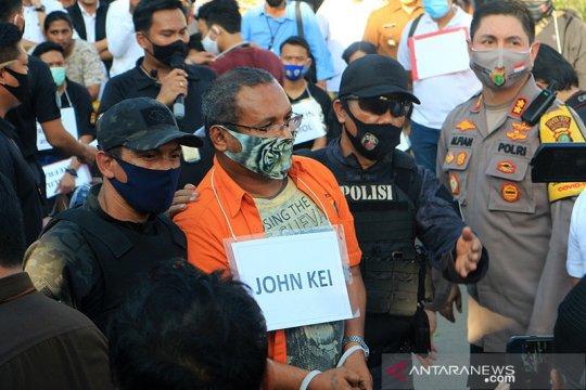 John Kei beri Rp10 juta untuk anak buahnya sebelum serang Nus Kei