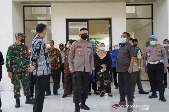 Kabupaten Bekasi belum beri izin warga adakan resepsi