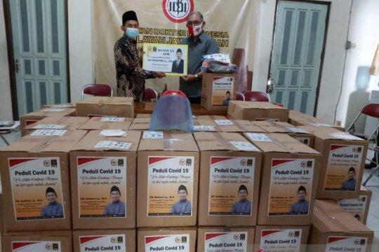 PKS salurkan bantuan APD pada Ikatan Dokter Indonesia Jawa Tengah