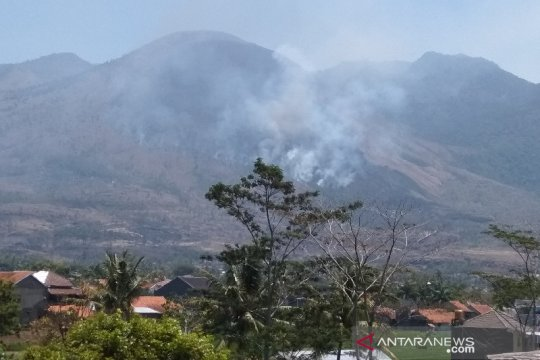 BKSDA Garut perketat izin pendakian ke Gunung Guntur