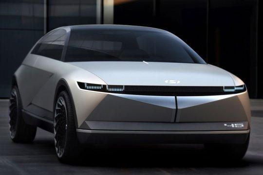 Hyundai perkenalkan mobil listrik konsep 45