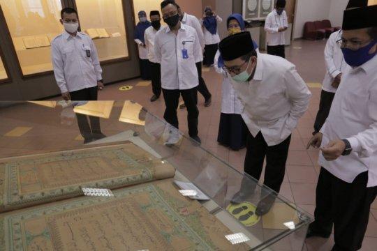 Normal baru, Bayt Al Quran kembali dibuka