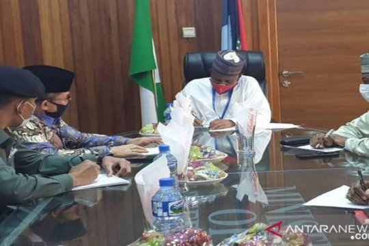 RI jajaki kerja sama militer dengan Nigeria