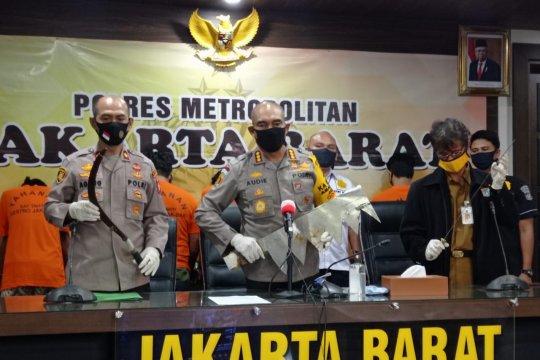 Polisi ringkus enam pelaku tawuran di Daan Mogot Raya