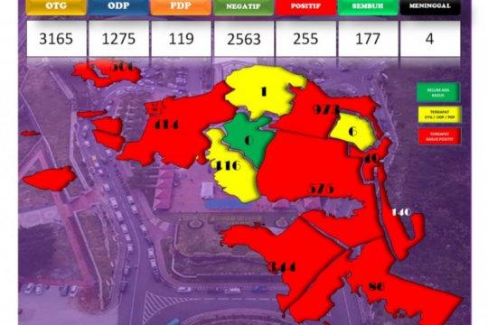 Empat daerah jadi perhatian gugus tugas COVID-19 Papua Barat