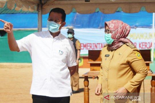 Bupati laporan ke Mensos 172.669 keluarga di Bogor belum dapat bansos