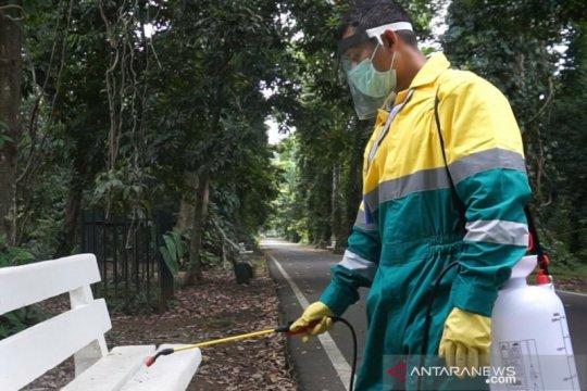 Kebun Raya Bogor  siap dibuka kembali untuk umum